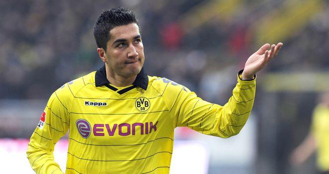 Nuri Sahin: Former Dortmund favourite