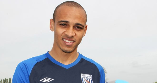 Odemwingie: Arrived at The Hawthorns last summer from Lokomotiv Moscow
