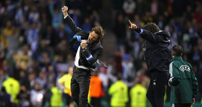 Villas-Boas: Guided Porto to Europa League