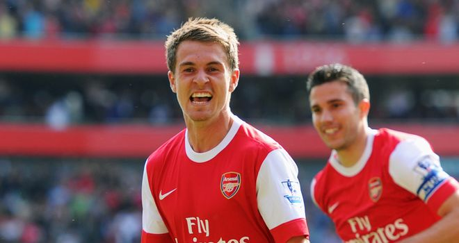 Ramsey: Hoping to get back to his best