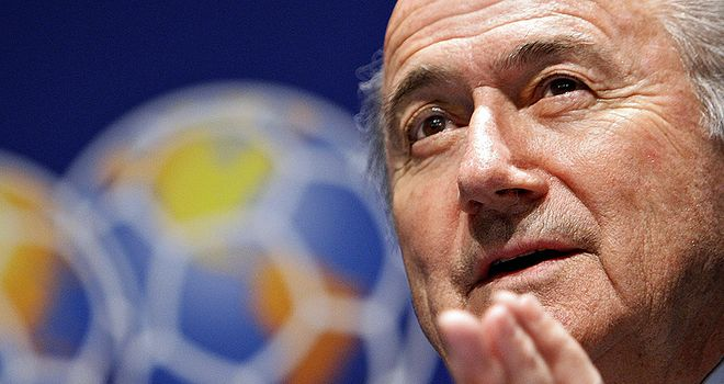 Sepp Blatter: Claims to have been misunderstood, but has sparked fury