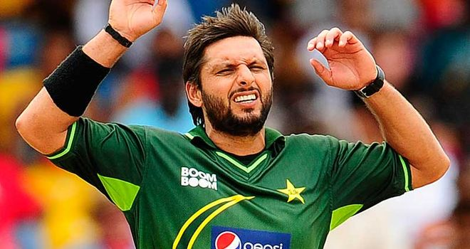 Afridi: Believes he has been disrespected by the PCB