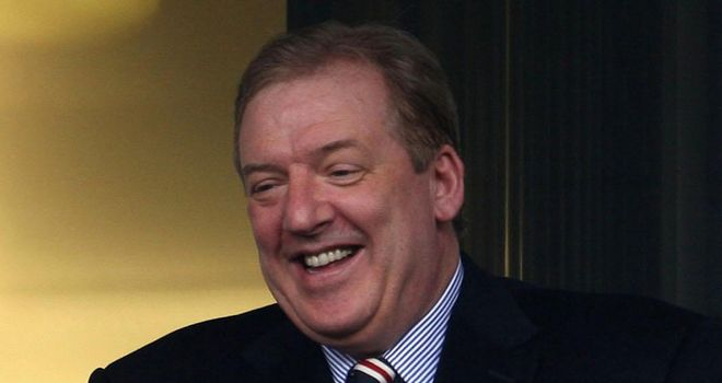 Sir David Murray: Believes allegations are an insult to Rangers staff, players and fans