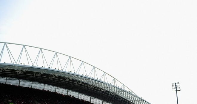 Thomond Park: One of 18 venues chosen to host Rugby World Cup games