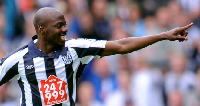 Youssouf Mulumbu: Proved a key player for West Brom since joining from Paris Saint-Germain in 2009