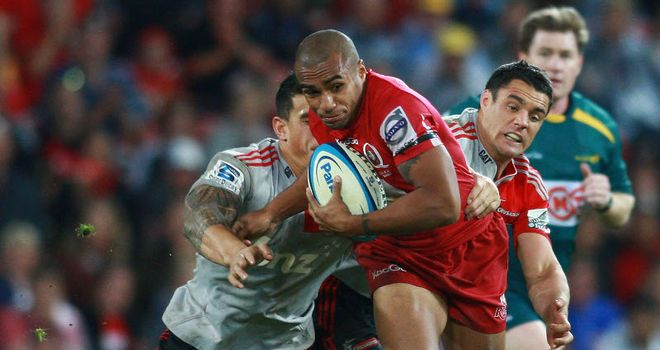 Genia: Named Australian player of the season