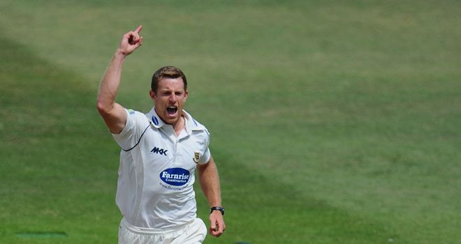 Anyon: impressive form since move south from Warwickshire