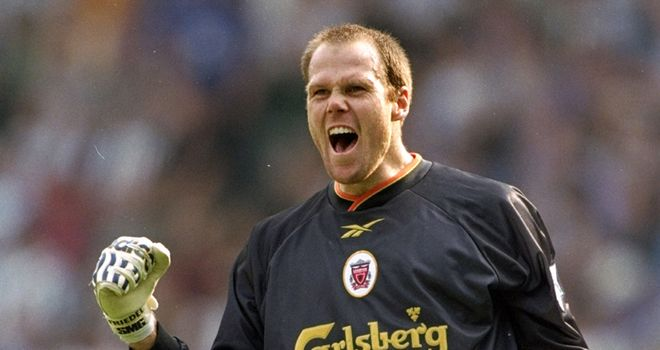 Friedel: During his Liverpool days