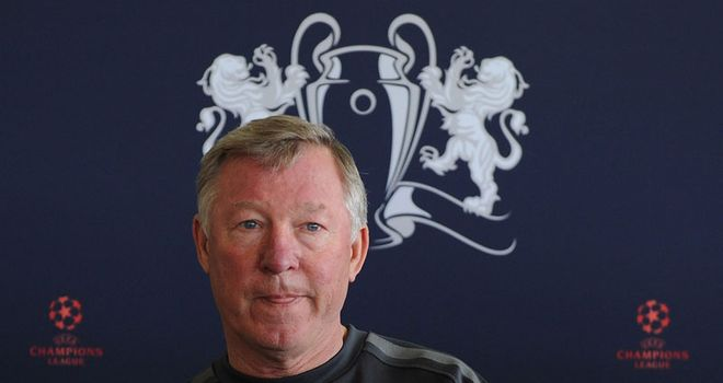 Ferguson: Predicting a classic when United meet Barcelona