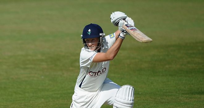 Root: Called up by England Lions