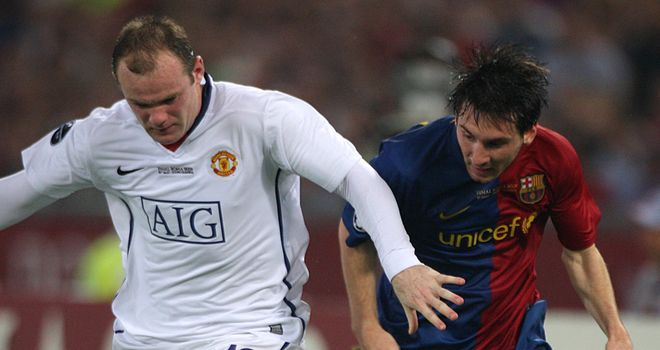 Rooney: Ancelotti's preference over Messi ahead of Chelsea's trip to Manchester United