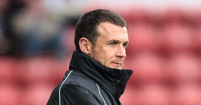 Jim McIntyre: Loses Mason to a two-game ban while Jason Thomson sustains groin injury