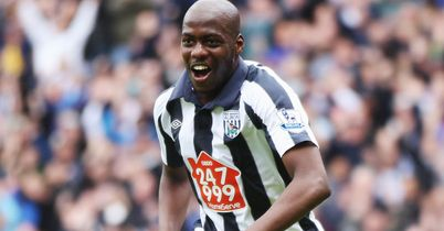 Mulumbu: Baggies midfielder insists he has no plans to leave the Hawthorns