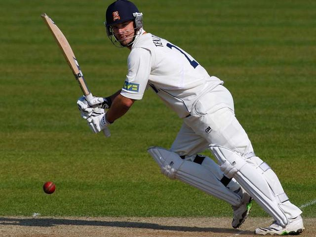 Ryan ten Doeschate: Helped Essex to gain a draw