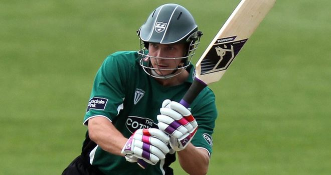 Andrew: made big impact at New Road since joining in 2008