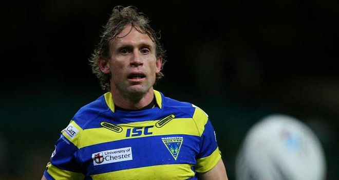 Brett Hodgson: could make his return from a back injury at the DW Stadium
