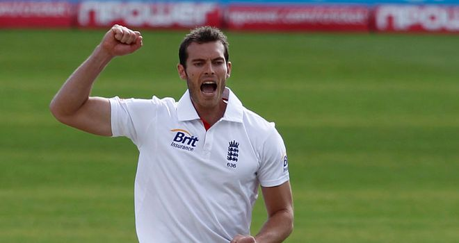 Tremlett: Will maintain intensity in second Test against Sri Lanka
