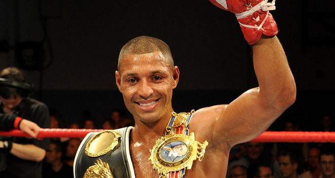 Kell Brook: Back in his home city of Sheffield