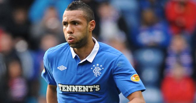 Bartley: Returning to Ibrox for another stint on loan as Rangers bolster their defence