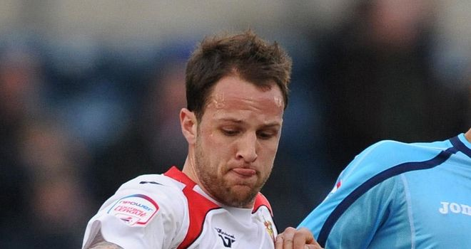 Luke Foster: Former Stevenage defender has secured a contract until the end of the season at Preston