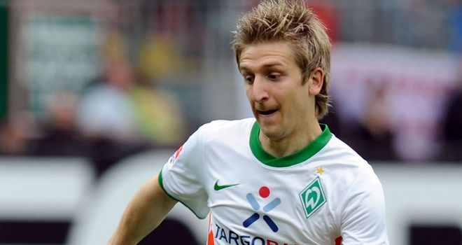 Marko Marin: Has been a big hit at Werder Bremen since joining from Borussia Monchengladbach in 2009