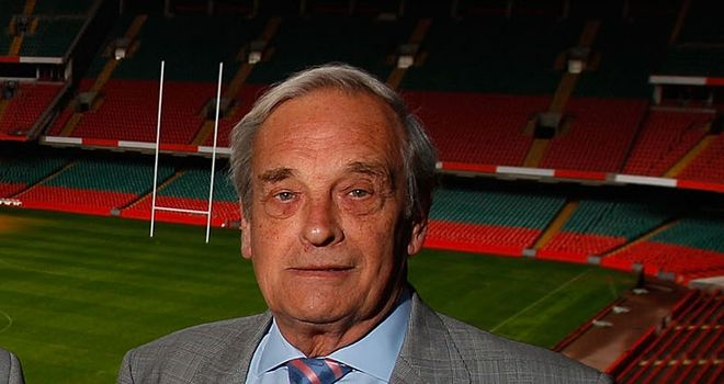 Martyn Thomas: former Rugby Football Union chairman and acting chief executive