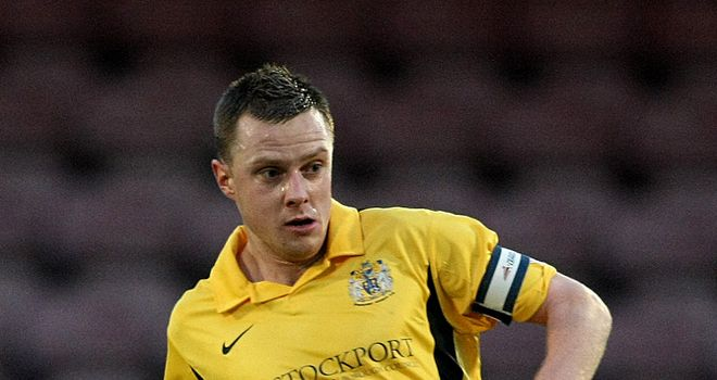Turnbull: Back at Stockport