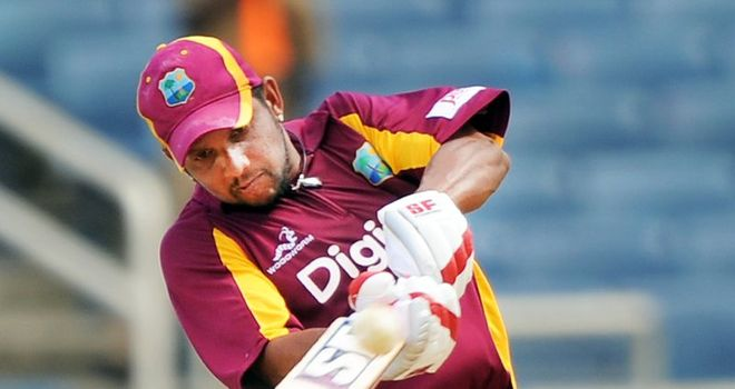 Sarwan: Struggled for runs in recent times
