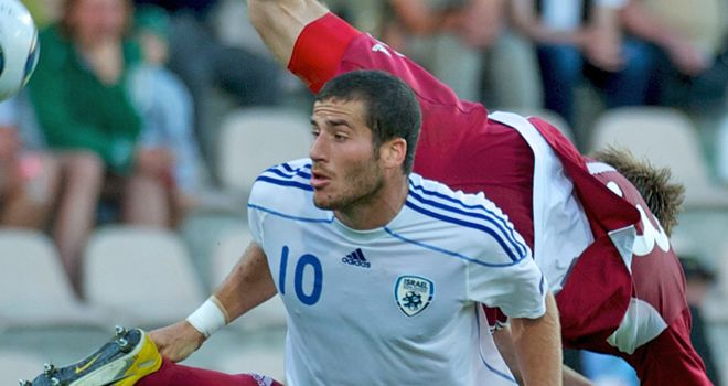 Tomer Hamed: Hat-trick for Israel