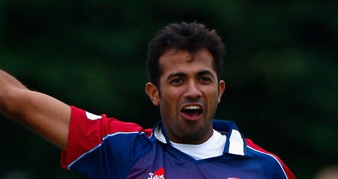 Riaz: five wickets and winning runs