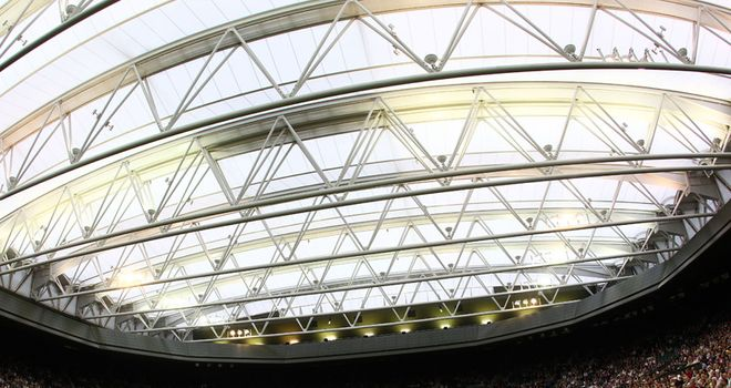 Wimbledon have refused to rule out adding a roof to Court One