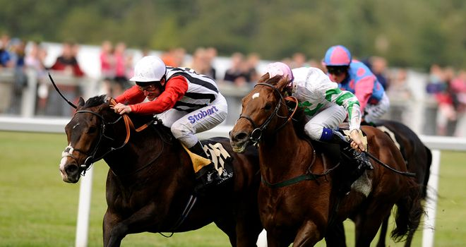 Deacon Blues: Murtagh takes the ride but fast ground is a concern