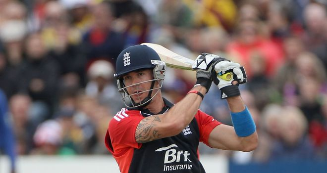 Pietersen: Primed for a big score after suffering a lean run in one-day cricket