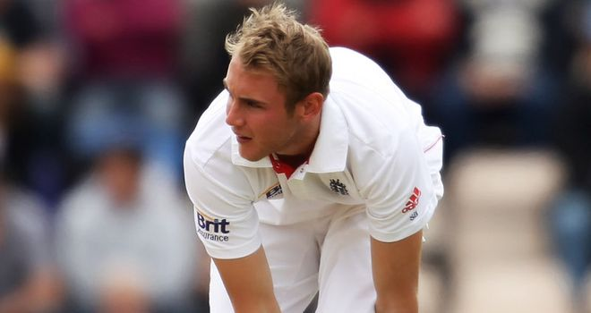 Broad: Closing in on first game as T20 captain
