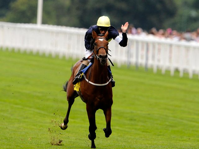 Nathaniel: Taken to win the Coral-Eclipse