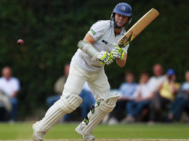 Chris Rogers: Overdue century for Middlesex