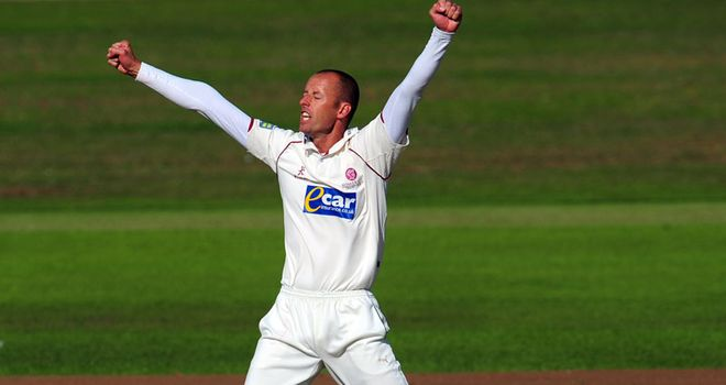 Charl Willoughby: Swapped Somerset for Essex