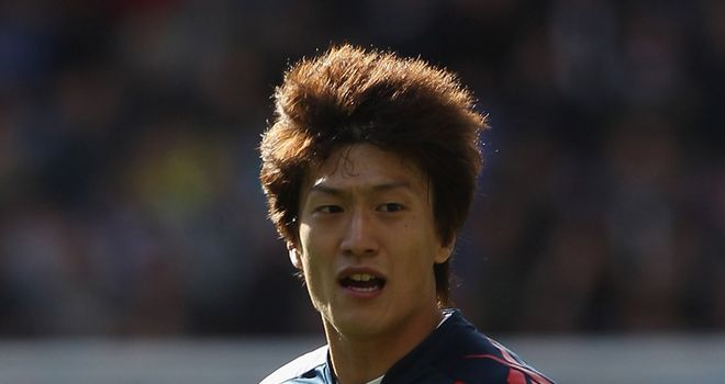 Chung-yong: Has been ruled out for nine months after breaking his leg in two places