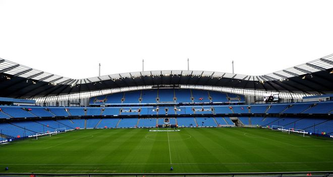 Etihad Stadium: Table toppers City have been superb on their own patch