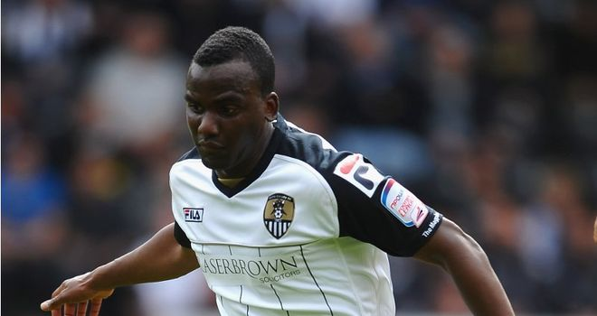 Westcarr: Joined Chesterfield and Allen has defended his decision to sell the striker