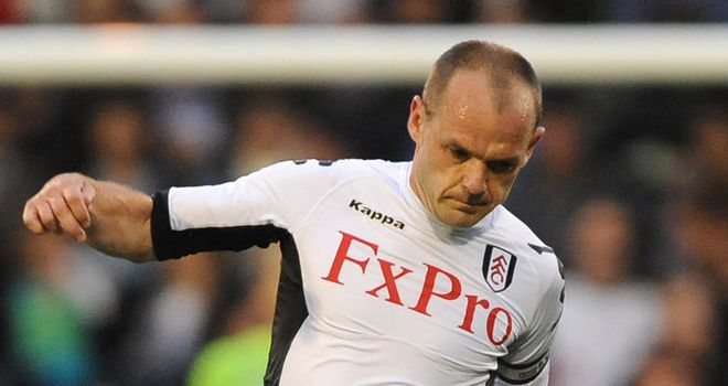 Murphy: Will captain Fulham against Man City on Sunday
