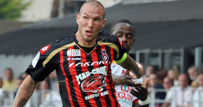 Didier Digard: Happy in Nice