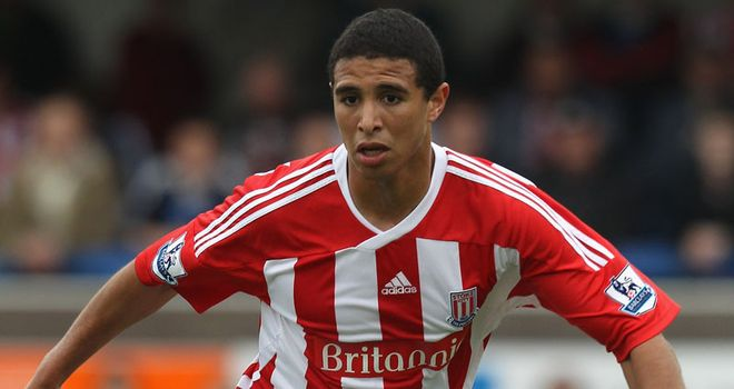 Diego Arismendi: Midfielder could be set for a loan move away from Stoke