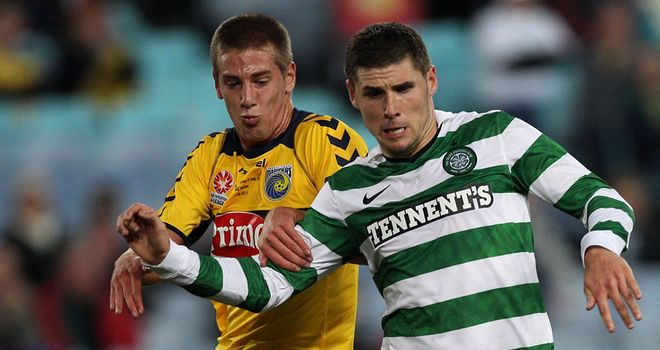 Hooper: Has been a regular source of goals for Celtic