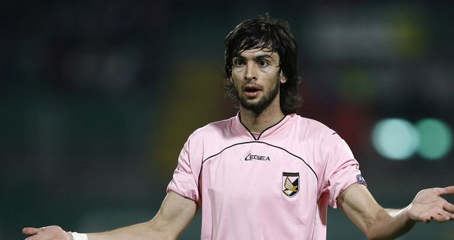 Pastore: Linked with a move abroad from Italian side Palermo