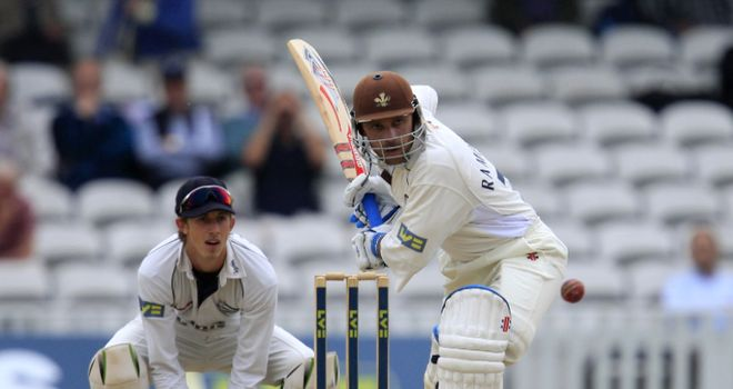 Mark Ramprakash: Struggling for runs and dropped as a result