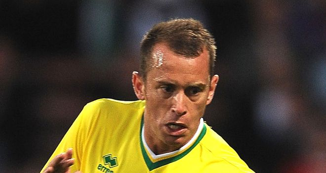 Aaron Wilbraham: Enjoying being a part of the squad at Norwich and hoping for further opportunities