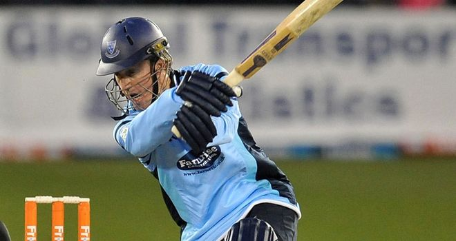 Goodwin: Will sit out Sussex's t20 match with Kent