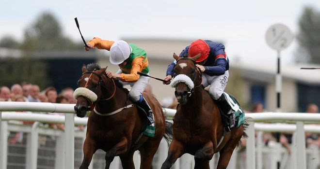 Nagham and Charles The Great do battle at Newbury.