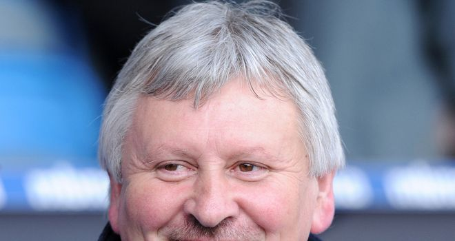 Sturrock: Delighted with team